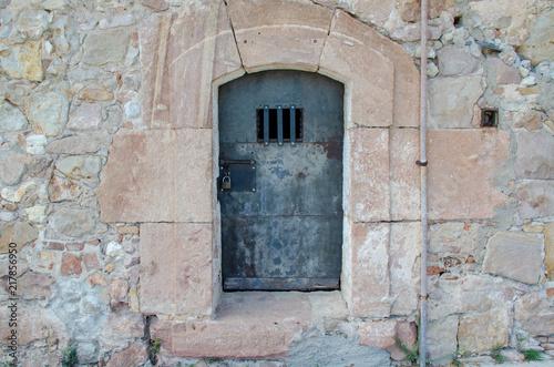 Fototapety, obrazy: Gefängnistür
