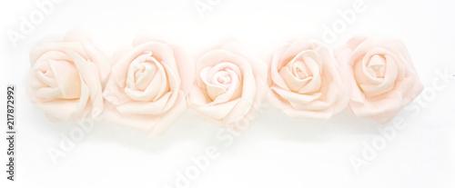 Ramka róże