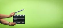 Film Production, Clapper , Cas...
