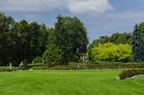 Fototapeta Kwiaty - park kwiaty