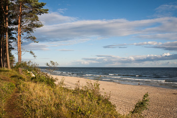 Obraz na SzkleWybrzeże Bałtyku
