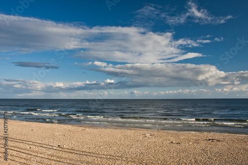 Fototapeta Bałtycka plaża obraz