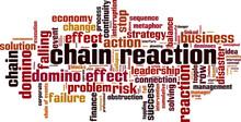 Chain Reaction Word Cloud