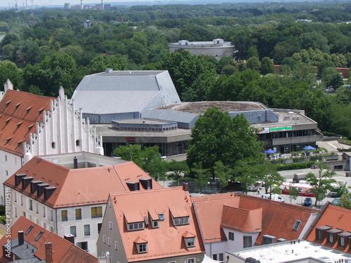 In de dag Theater Stadttheater in Ingolstadt und Bayerisches Polizeimuseum