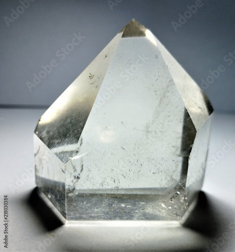 Fotografie, Obraz  Bergkristall Quarz