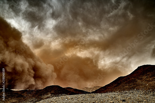 Платно Sandsturm - Israel Timna-Park