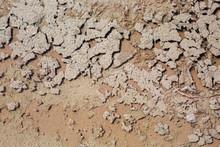Texture Of Wet Clay