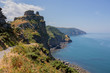 Valley of the rocks view, landspace nature photo