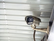 CCTV security camera installed in airport and subway for security guard monitoring and surveillance for not let bad things happen.