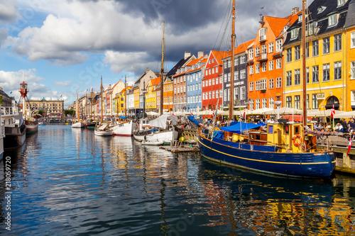Valokuva  Kopenhagen, Denmark