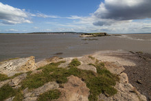 Middle Eye View From Hilbre Is...