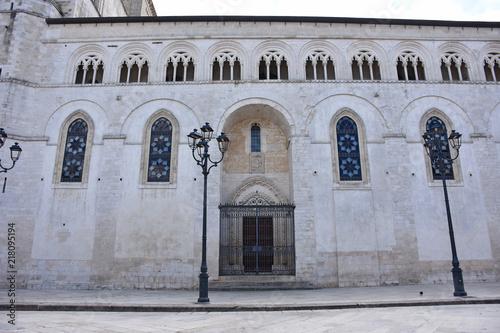 Photo Italy, Puglia region, Altamura,  Cathedral of Santa Maria Assunta, facades and elevations