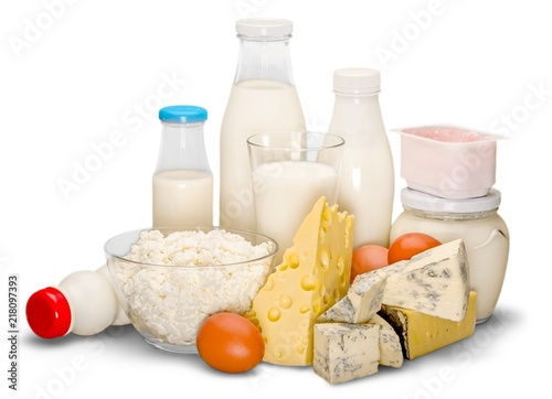 Dairy Products with Eggs