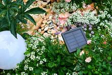 Garden Design. Solar Garden Li...
