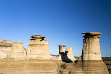 Hoodoo Rock Formation