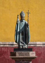 Monument In Homage To Pope Joh...