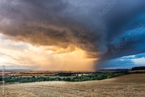 Developing Storm фототапет