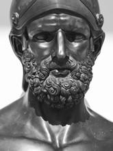 Bronze Sculpture Of Hannibal