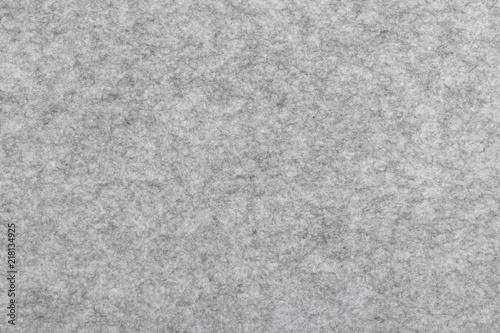 Photo  Grey felt texture background