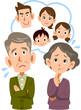 息子家族に不安を覚える老夫婦