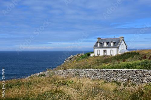 Foto Pointe du Millier Cape, Brittany, France