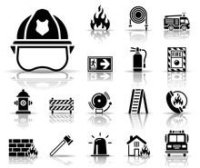 Feuerwehr Iconset