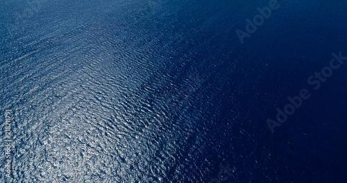 Fototapeta landscape of the pacific ocean