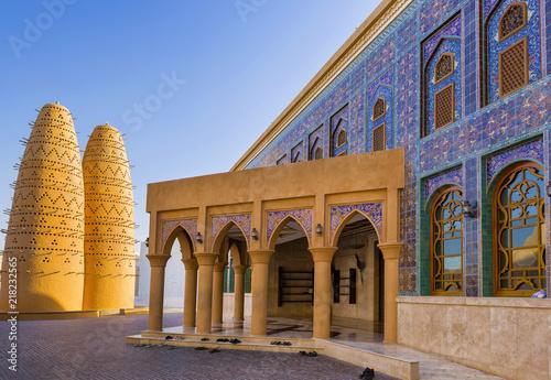 Die Katara Moschee im Kulturellen Zentrum von Doha, Katar