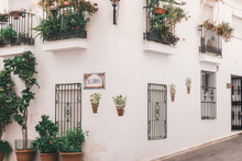Traditional Spanish Town House
