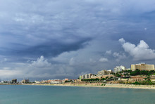 Landscape Of Tarragona Spain B...