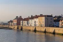 Town Wall, Hartlepool, Durham,...