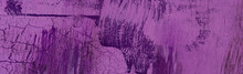 Purple Wall Texture Or Background, Purple Stucco