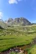 Klein Furkahorn in den Urner Alpen Kanto Wallis und Uri