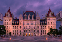 New York State Capitol Buildin...