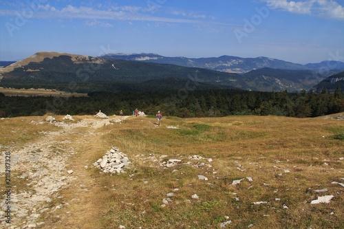 plateau du Vercors, Drôme Canvas