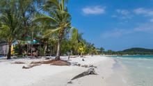Koh Rong Island 4k Beach