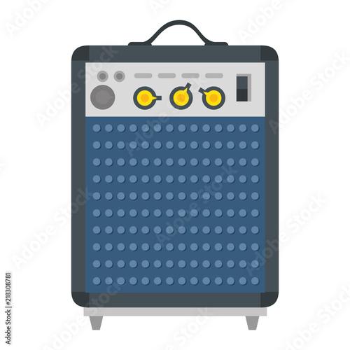 Cuadros en Lienzo speaker bass electronic icon