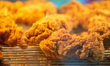 Fried Chicken Wings. Breaded C...