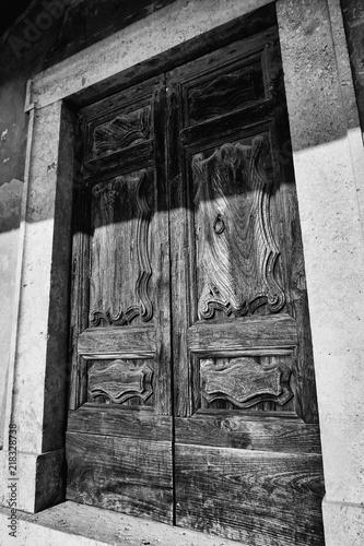 Fotografie, Obraz  Front Door Toscana