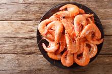 Healthy Diet Food: Boiled Wild...