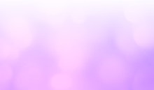 Blurred Abstract Light Violet Background, Space For Design Element