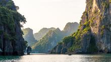 Ha Long Bucht, Vietnam