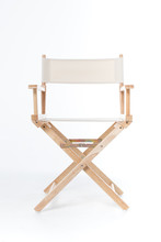 Director Chair Made Of Wood An...