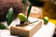 Natural Spa With Olive Oil Bar...
