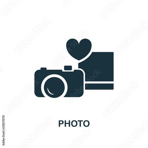 Fotografia  Photo creative icon