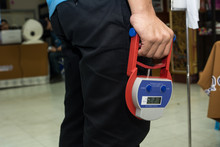 DIGITAL HAND GRIP DYNAMOMETER, Measuring Values Of The Static Flexor Power For Left And Right Forearms
