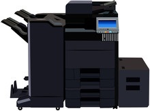 Impresora Copiadora Multifunci...