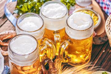 Oktoberfest, bavarski specijaliteti i pivo