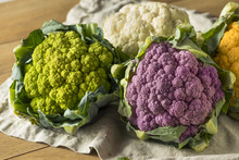 Raw Organic Multi Colored Caul...