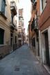 Narrow streets of Venice